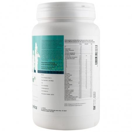 immagine della confezione di Metagenics UltraClear Sustain Gr 840, informazioni nutrizionali