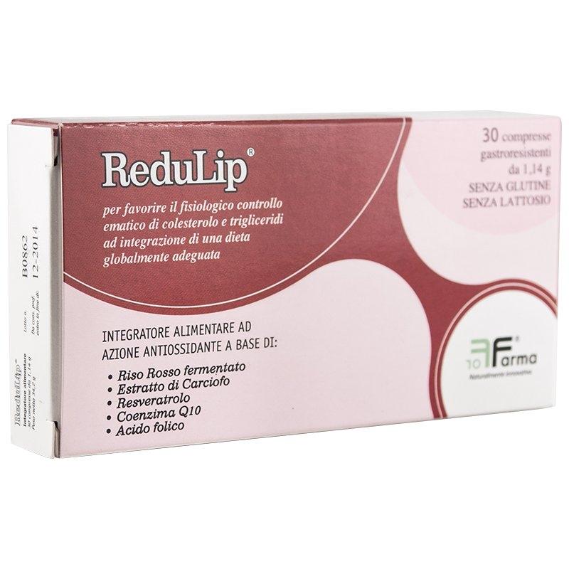 immagine della confezione integratore ReduLip 30 capsule For Farma