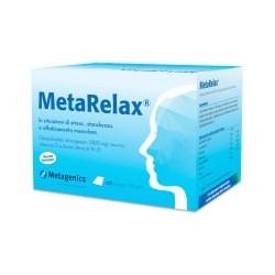 Metagenics MetaRelax NEW [+vit. B6 B9 B12]  40 bustine