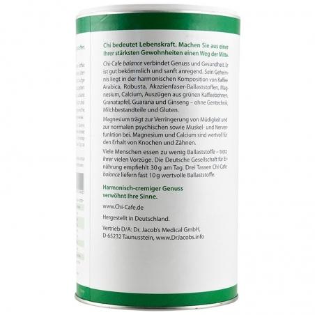 immagine della confezione di Chi-cafè Equilibrio Gr 180, modalità d'uso