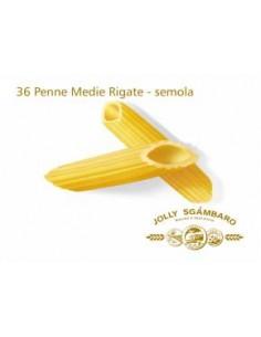 Penne Medie Rigate di Grano...