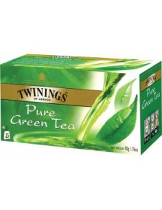 The Twinings - Pure Green...