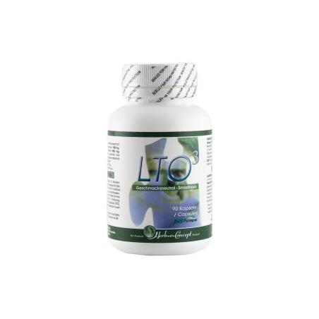 immagine della confezione di LTO3 Smartvital gusto neutro 90 capsule