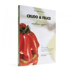 immagine della copertina del Libro Crudo & Felice di Angelo Domaneschi