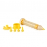 immagine della  Penna decora dolci, con i vari beccucci  / Delicia
