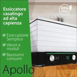 Essiccatore intelligente Apollo 8 cestelli BPA-free