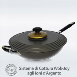 Sistema di Cottura Wok Joy...