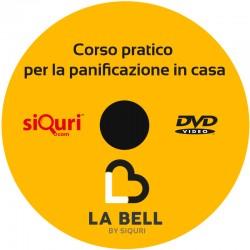 Corso Pratico per la Panificazione in casa - DVD HD video