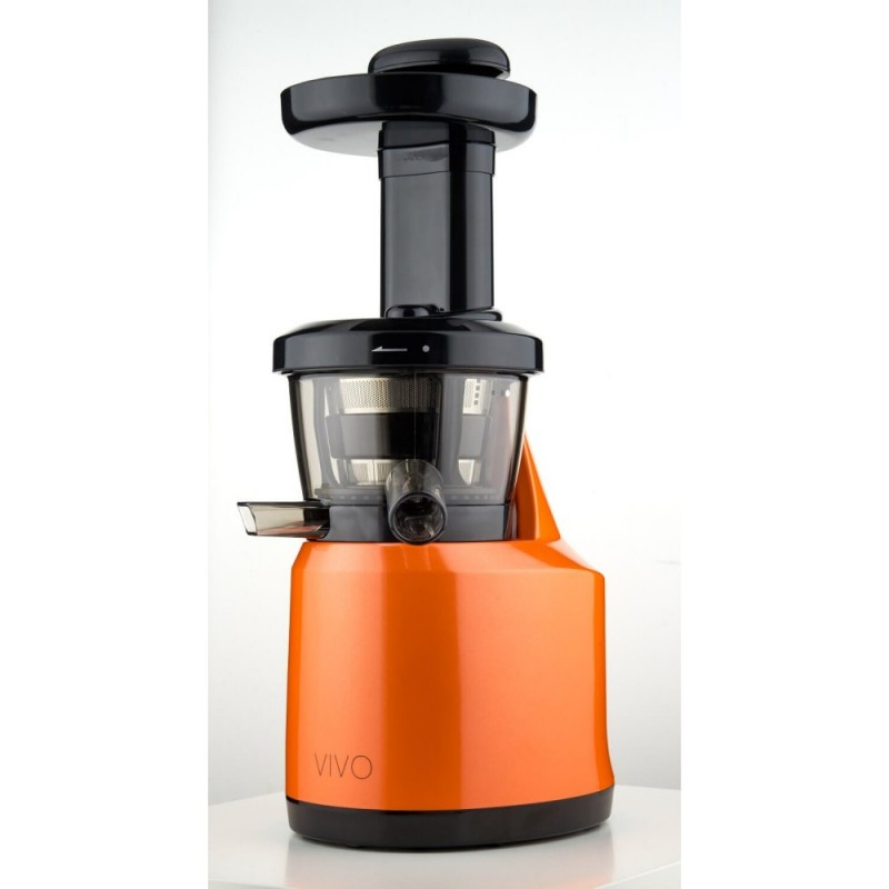Slow Juicer Orange Peel : siQuri vIvO Smart Slow Juicer Orange