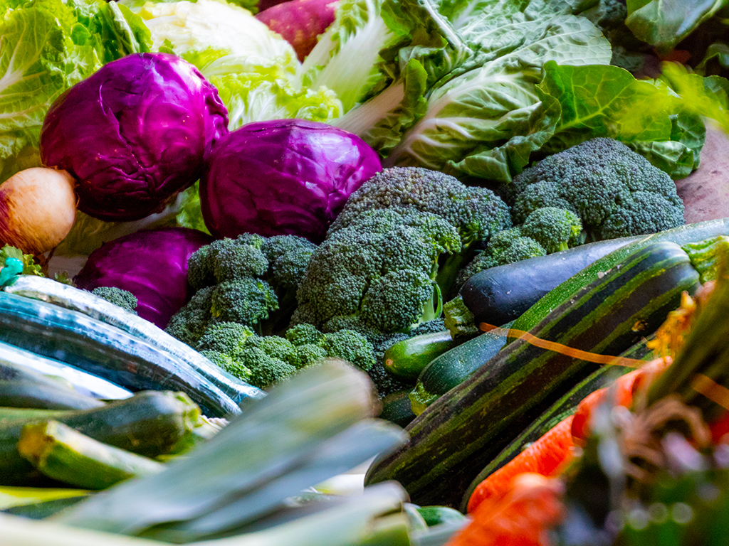 verdura per passata