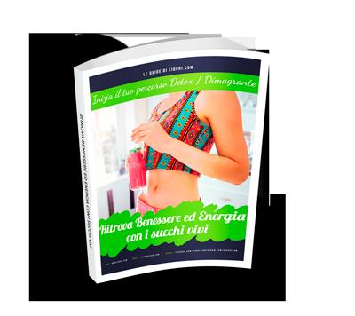 Guida per perdere peso con i succhi vivi
