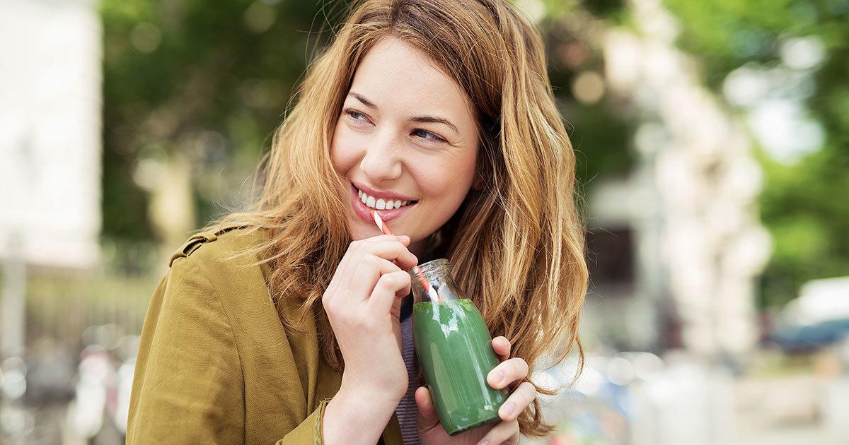 Succhi vivi detox per perdere peso
