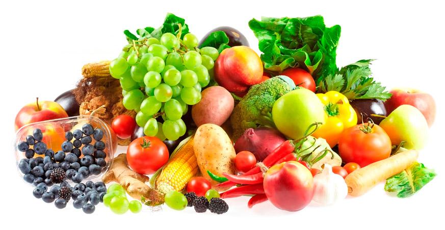 Frutta vs verdura