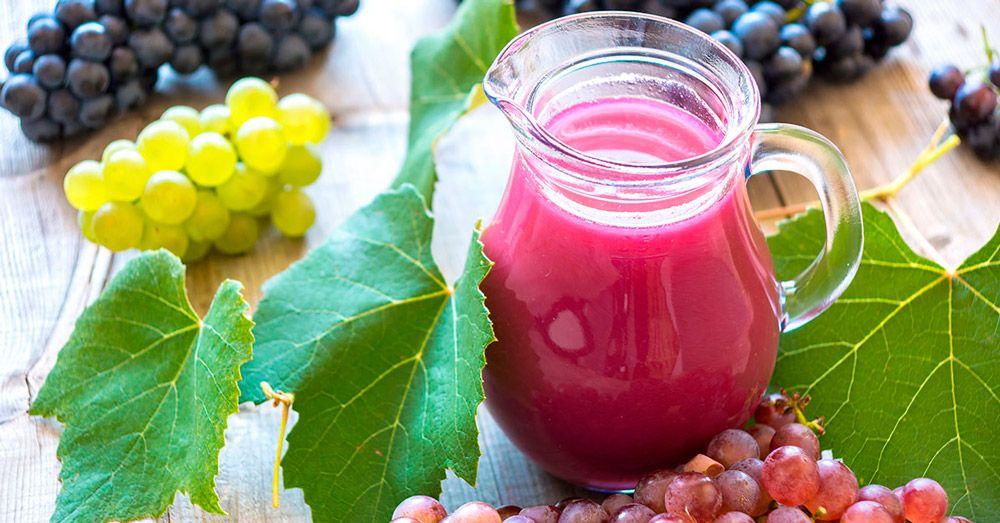succo uva detox
