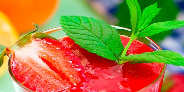 Un succo detox ideale per il mal di primavera