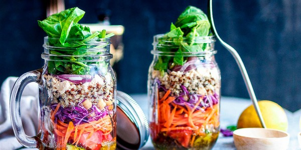 19 insalatone estive di frutta e verdura