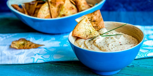 Hummus di ceci: ricetta gustosa che piace anche ai bambini