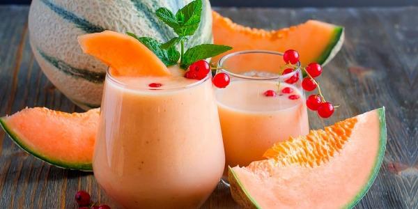 Succo di melone: ottimo per l'abbronzatura. Proteggi la tua pelle!