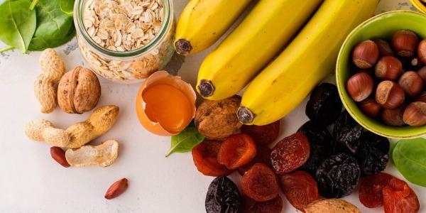L'importanza del potassio