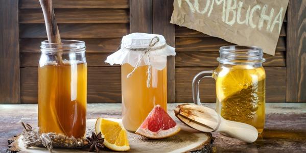 Kombucha: il tè dell'immortalità