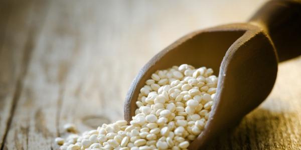 Farina di quinoa fatta in casa