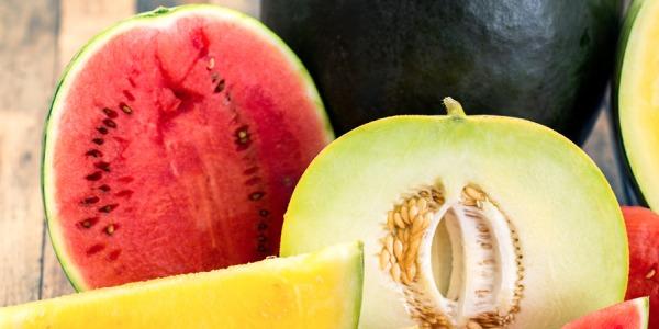 Frutta e verdura di stagione consigliata